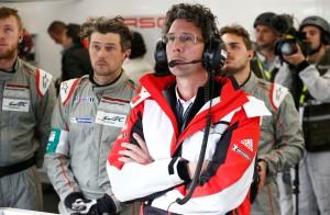 Dr. Frank-Steffen Walliser (Porsche-Motorsportchef)